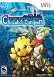Final Fantasy Fables: Chocobo's Dungeon (Nintendo Wii)